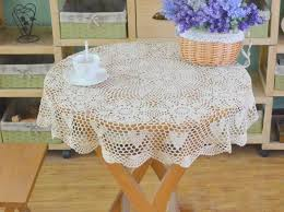 round tablecloths for whole white cotton tablecloth