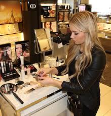 arina nordstrom makeup artist