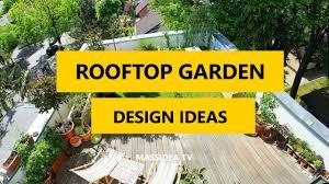 50 amazing rooftop garden terrace design ideas 2017