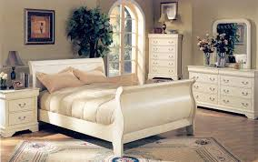 Painted Antique White Bedroom Furniture — Show Gopher : Antique ...