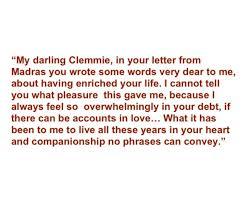 winston churchill love letter