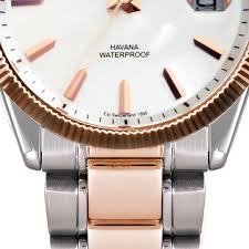 rotary havana mens two tone rose gold plated watch gb02662 06 rotary havana mens two tone rose gold plated watch gb02662 06 · view large
