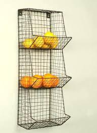 Fascinating Wire Kitchen Basket Hanging Metal Baskets Kitchen General Store  Metal Wire Wall Bin Green Rust Finish Kitchen Nightmares Netflix.jpg