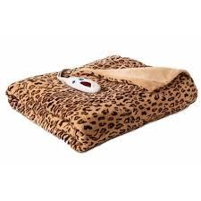Biddeford Electric Throw Blanket