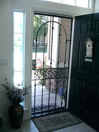 security doors at storm door patio screen door sliding awe inspiring security doors repair
