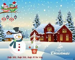 More Wallpaper Collections Happy Christmas Wallpapers Free