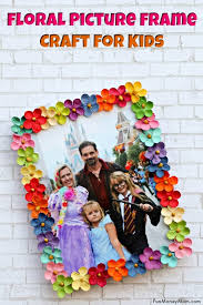 picture frame craft looking for a fun kid s craft to keep them busy on a