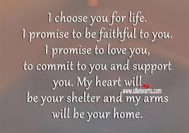 I Promise To Love You Quotes Fascinating Quotes About Love Promises 48 Quotes