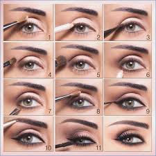how to a perfect makeup for diffe types of eye shapes eye makeup for diffe