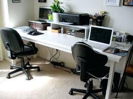 large office desks. Modren Desks Large Home Office Desk 2 Person For Inside Fantastic Two  And Large Office Desks