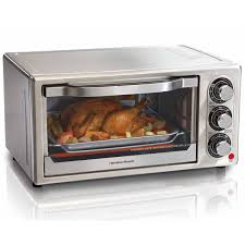 Fast Cooking Ovens Stainless Steel Toaster Ovens Hamiltonbeachcom