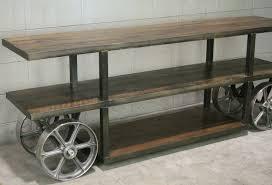 Vintage Metal Kitchen Cart Similiar Wood Cart Keywords