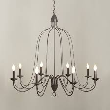 hatfield 8 light candle style chandelier