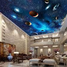 Custom Mural Wallpaper 3d Universe ...
