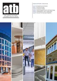 Can An Architectural Technologist Design Buildings The Architectural Technologists Book September 2019 Issue 3