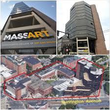 Massachusetts College Of Art And Design Massachusetts College Of Art And Design Tower Building