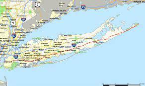 מפות של לונג איילנד - לונג איילנד סיטי המפה (ניו יורק - ארה