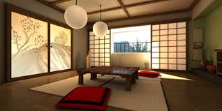 80 Most Matchless Japanese Style House Blueprints Living Room