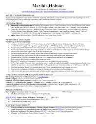 Collection Of Solutions Resume Cv Cover Letter Desktop Support