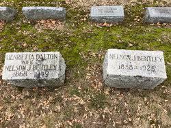 Henrietta Dalton Bentley (1868-1949) - Find A Grave Memorial