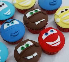9 Car Themed Birthday Cupcakes Photo Race Car Themed Birthday
