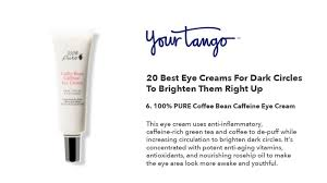 Using a fresh transfer pipette for each essential oil, measure and add the chamomile and lavender essential oils. Coffee Bean Caffeine Eye Cream 100 Pure