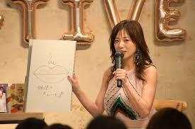伊藤千晃ママの顔チラリ子どもの名前を付けるときオン眉前髪