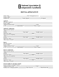 Lease Application 24 Lease Application Templates Free Free Word PDF Excel Format 14