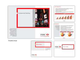 Hsbc Design Hsbc Bank As Part Of Design And Editorial Department By
