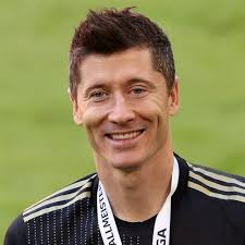 Maybe you would like to learn more about one of these? Robert Lewandowski