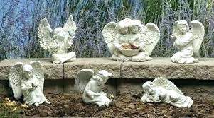 garden angel statues. Angels Garden Crying Angel Statue Statues Weeping .