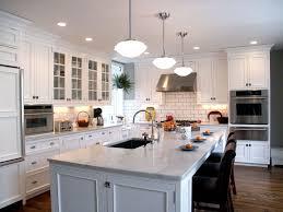 White Kitchen Cabinets Dark Granite Countertops My Home Design