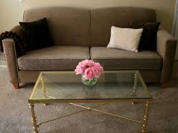 permalink to captivating glass gold coffee table coast