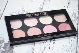 makeup revolution blush dess blush palette