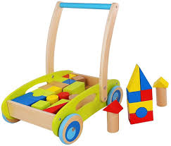 brand new top quality baby walker and wooden