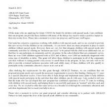 Cover Letter Sponsorship Of Application Proposal Room Lease ...