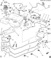 wiring diagram ford focus wiring discover your wiring cadillac cts fuel filter location 2005 ford color chart