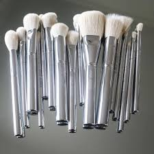 the kylie cosmetics silver series brush collection photo kyliecosmetics insram
