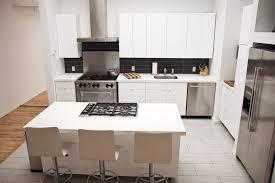 white contemporary kitchen style island futuristic modern modular cabinet sets plete military art