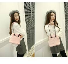 Designer Mini Crossbody Bag Fashion Mini Crossbody Bag Owl Women Shoulder Fur Bags Designer Plush Female Handbags Chain Womens Messenger Fi