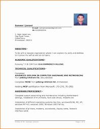 Image Result For Driver Cv Pdf Top 10 Free Resume Format Simple
