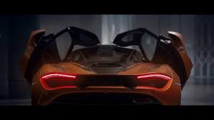 new release of carThe release of the new Mclaren 720S  YouTube