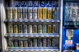 Beer Vending Machine For Sale Simple Liquor And Beer Vending Machine In Japan TripleLights