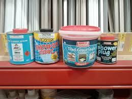 grout sealer options