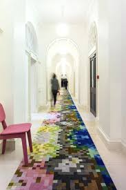 extra long rug runners medium size of bed bath carpet runner rugs wool