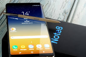 Galaxy Note 8 Light Leak Samsung Galaxy Note 9 Specs Leak Major New Feature Coming
