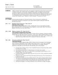Beauty Advisor Resume Resume For Your Job Application