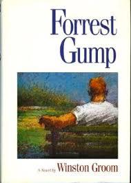 was forrest gump an idiot savant steve weber forrest gump book hardcover 1994