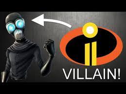 incredibles 2 villain. Modren Villain The Incredibles 2 Villain  Inside R