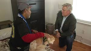 Homeless veteran gets help, thanks to ABC7 News I-Team - ABC7 San Francisco